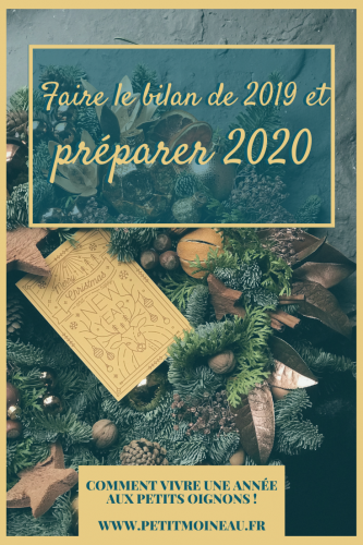 créer une année 2020 géniale du tonnerre objectifs résolutions bilan