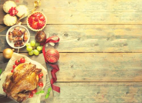 sorganiser pour Noel repas décoration repas (2)