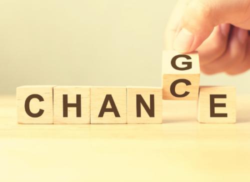 changements pour la nouvelle année changer prendre nouvelles habitudes bonnes résolutions