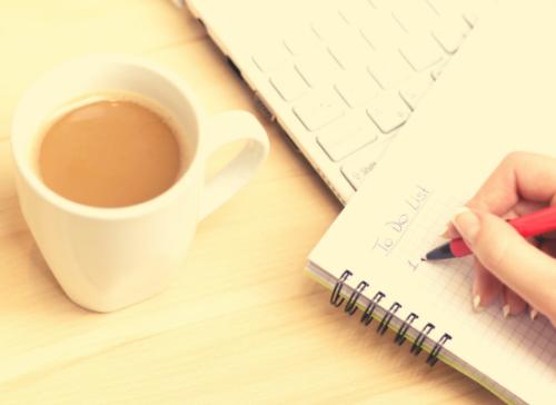 to-do list efficace pratique liste à imprimer bullet journal idée idées