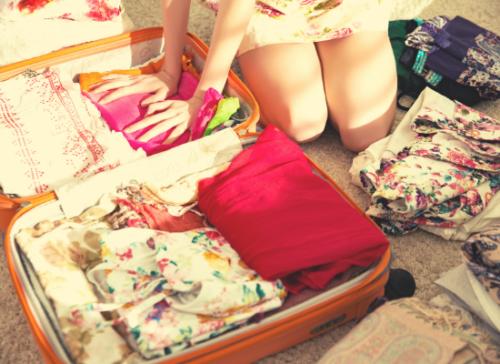 valise idéale vacances organiser gérer planifier