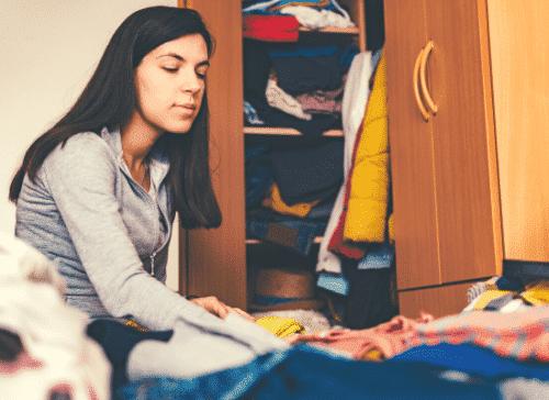 trier ses vêtements valeurs questions conseils astuces