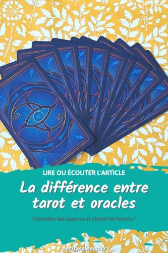 différence tarot oracle marseille rider waite smith thoth (2)