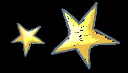 joie bonheur kiff étoile pétillant